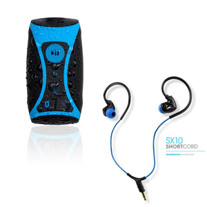 STREAM Waterproof MP3 player with Bluetooth