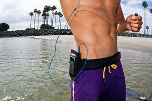 smartphone holder for swimming