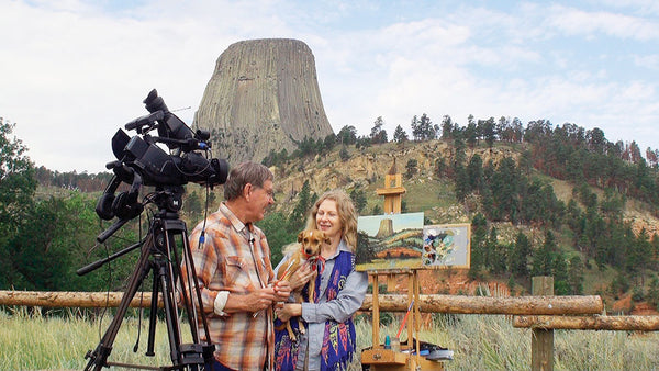 Painting & Travel with Roger & Sarah Bansemer