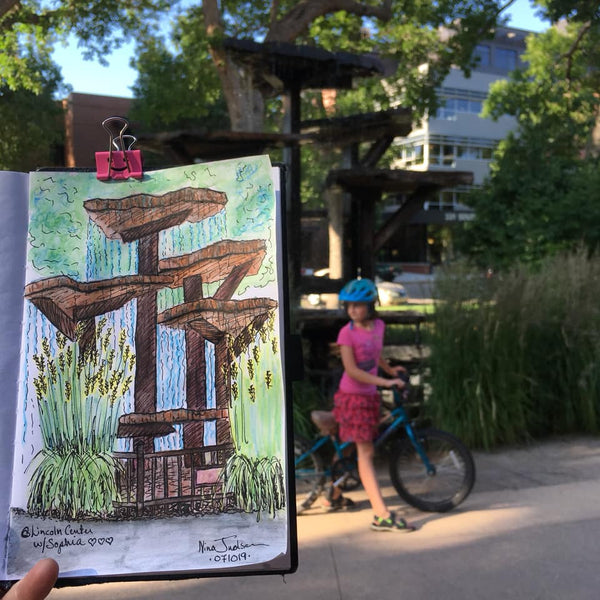 Urban Sketchers Tutorials