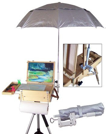multi mount plein air umbrella second judsons art outfitters