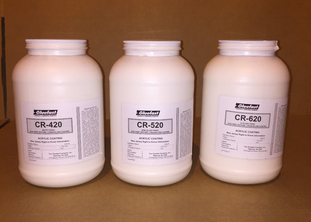 CR 420/520/620 Texture Coating  1 Gallon