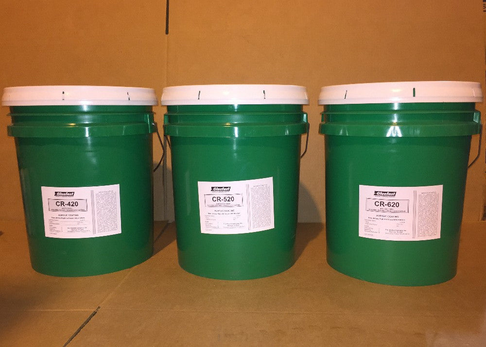 CR 420/520/620 Texture Coating 5 Gallon