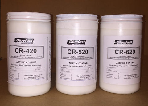 CR 420/520/620 Texture Coating  1 Quart