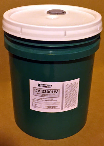CV 2300UV 5 Gallon Pail
