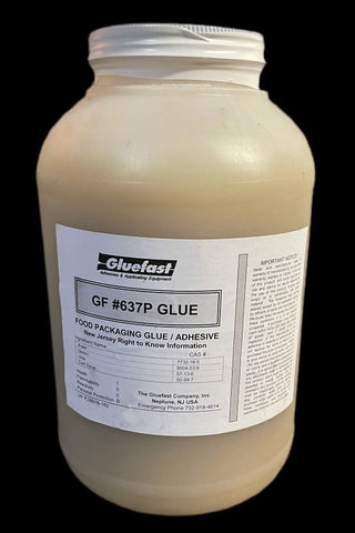 GF 637P Glue - 1 Gallon