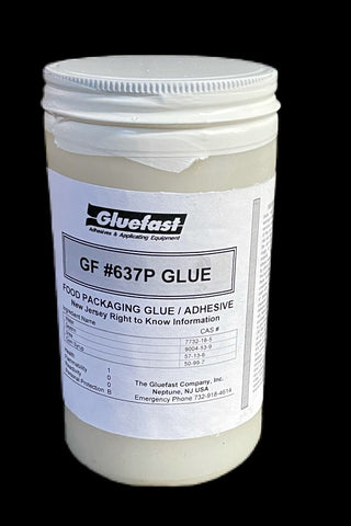 GF 637P Glue -  1 Quart size