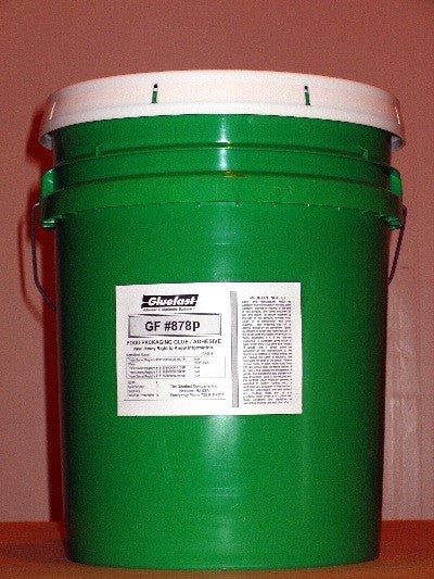 GF 878P Glue - 5 Gallon pail