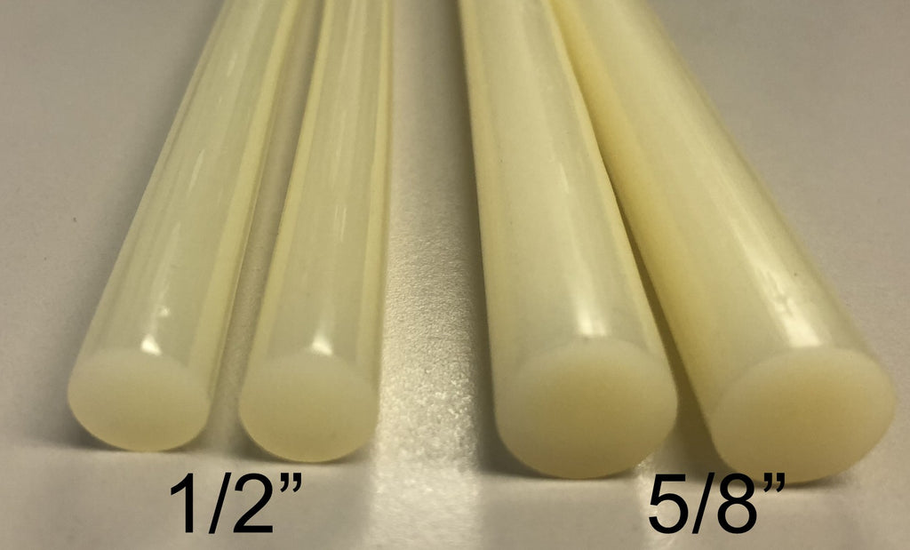 "Hot Melt Glue Sticks GF15-58, 5/8"" diameter for Case & Carton Sealing 22 lb box (5/8"" glue stick)"