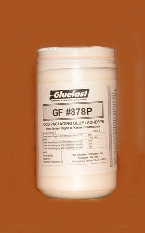 GF 878P Glue  - 1 Quart size