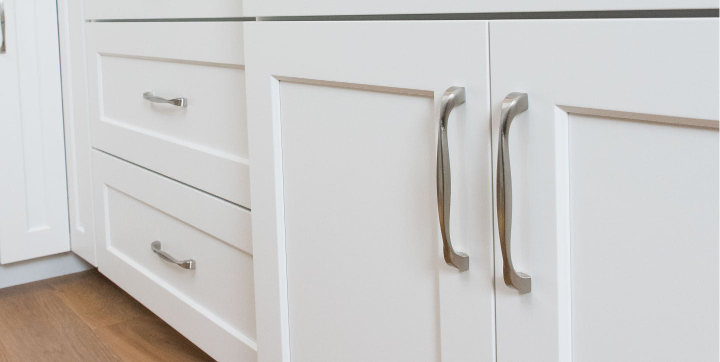 CABINET HARDWARE. To Fit Your Style