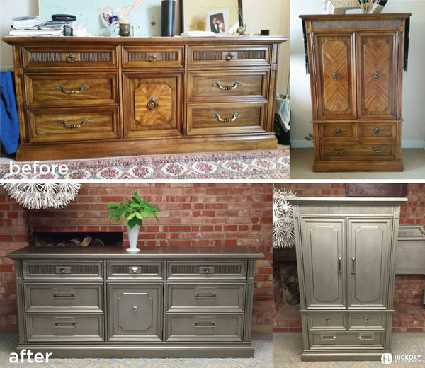 9 Furniture Revivals With Hickory Hardware