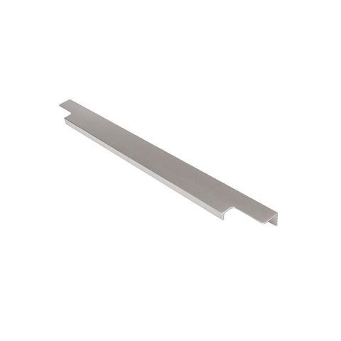 Aluminum Handle 18 Inch Aluminum Finish (2 Pack)