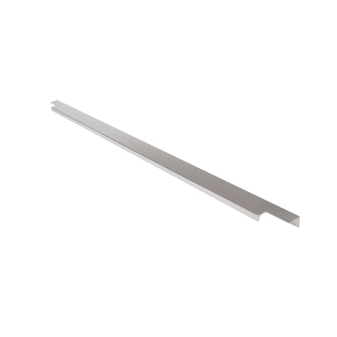 Aluminum Handle 30 Inch Aluminum Finish (2 Pack)