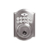 Traditional Electronic Keypad Deadbolt - Grade 3
