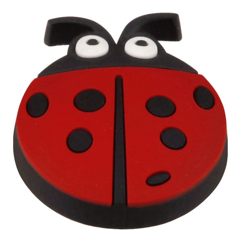Kids Lady Bug Cabinet Knob