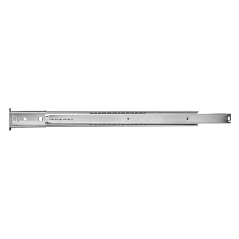 Cadmium Center Mount Drawer Slide