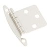 Semi-Concealed Flush Mount Hinge (2-Pack)