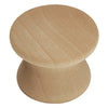 7/8 In. Natural Woodcraft Unfinished Wood Cabinet Knob