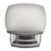 1-1/2 In. Euro-Contemporary Cabinet Knob