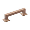 96mm Studio Collection Polished Nickel Cabinet Pull