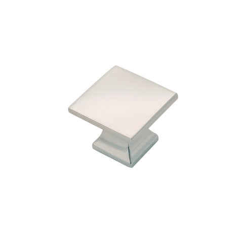 1-1/4 In. Square Studio Collection Knob