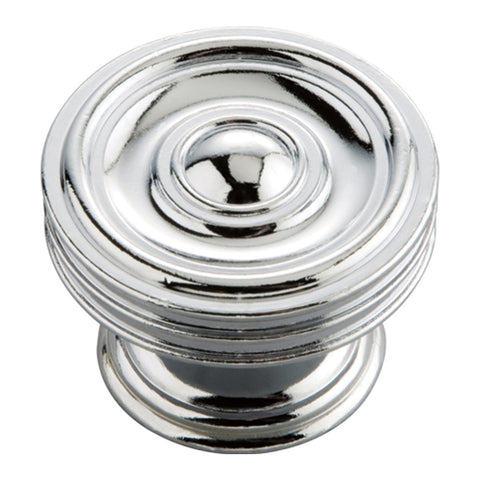 1-5/8 In. Concord Chrome Cabinet Knob
