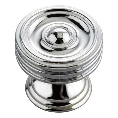 1-1/4 In. Concord Chrome Cabinet Knob
