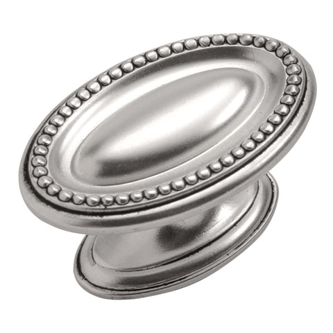 Satin Antique Silver / regular