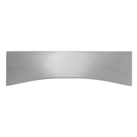 96mm Metro Mod Satin Nickel Cabinet Cup Pull