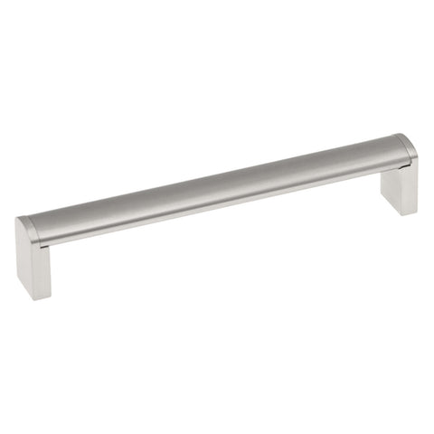 160mm Metro Mod Satin Nickel Cabinet Pull