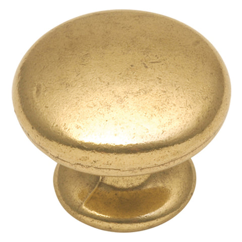 1-1/4 In. Manor House Lancaster Hand Polished Cabinet Knob