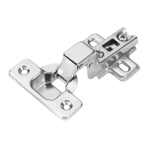 Slide-On Full Inset 105 Degree Frameless Hinge