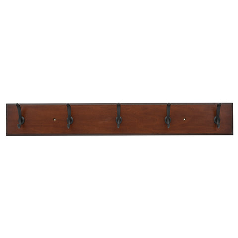 Medium Wood Grain with Oil-Rubbed Bronze / Regular