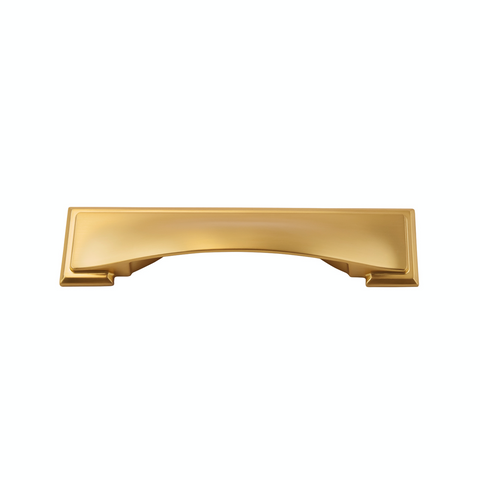 Brushed Golden Brass / regular