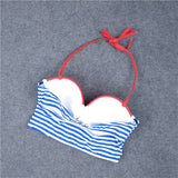 Jordyn Striped Bikini - Simply Paris Boutique