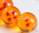 Dragon Ball Z - Crystal Dragon Ball Set - Simply Paris Boutique