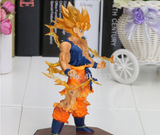 Dragon Ball Z - Super Saiyan Son Goku Action Figure - Simply Paris Boutique