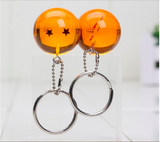 Dragon Ball Z - Dragon Ball Keychain Set - Simply Paris Boutique