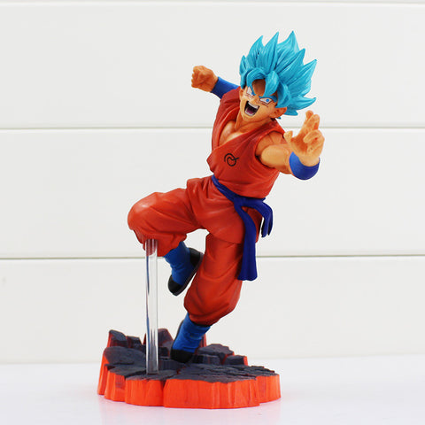 15cm Dragon Ball Z San Gokou PVC Collective Action Figure With Box Best for Present