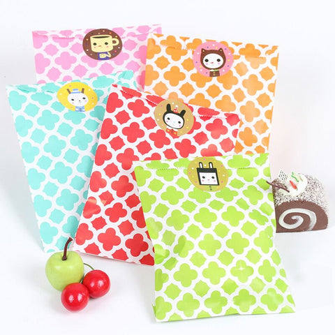 Colorful Party Paper Bag for Any Occasion