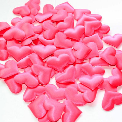 Cute Heart Shape Throwing Petals