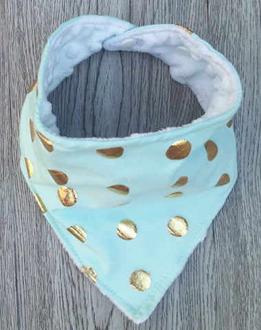 Aqua Wave Baby Bandana Bibs Set of 3