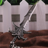 Warcraft Sword Frostmourne Key Chain WOW World of Warcraft Llavero Chaveiro - Simply Paris Boutique