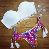 Hazel Halter Bikini - Simply Paris Boutique