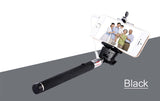 BEAUTYMAX Universal Wired Selfie Stick