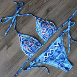 Rasberry Blueberry Lemonaide Bikini - Simply Paris Boutique
