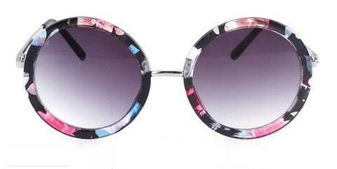 Vintage Round Sunglasses - Simply Paris Boutique