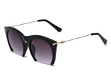 Brittany Half frame Sunglasses (Women) - Simply Paris Boutique