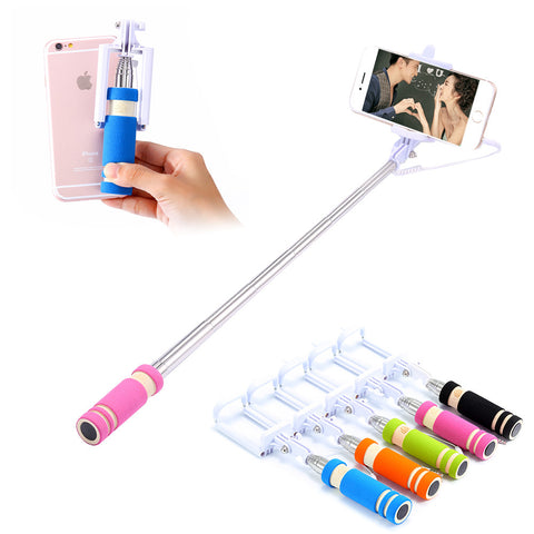 Mini Handheld Extendable Monopod (iPhone & Android Phones)